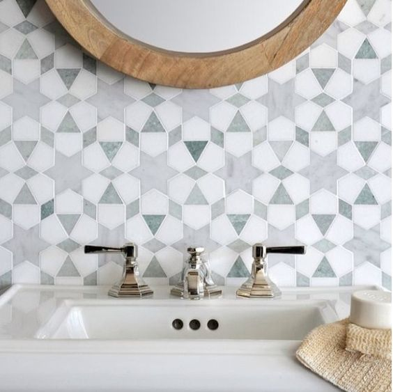 Top Tile Trends For Your Bathroom Hatchett Design Remodel