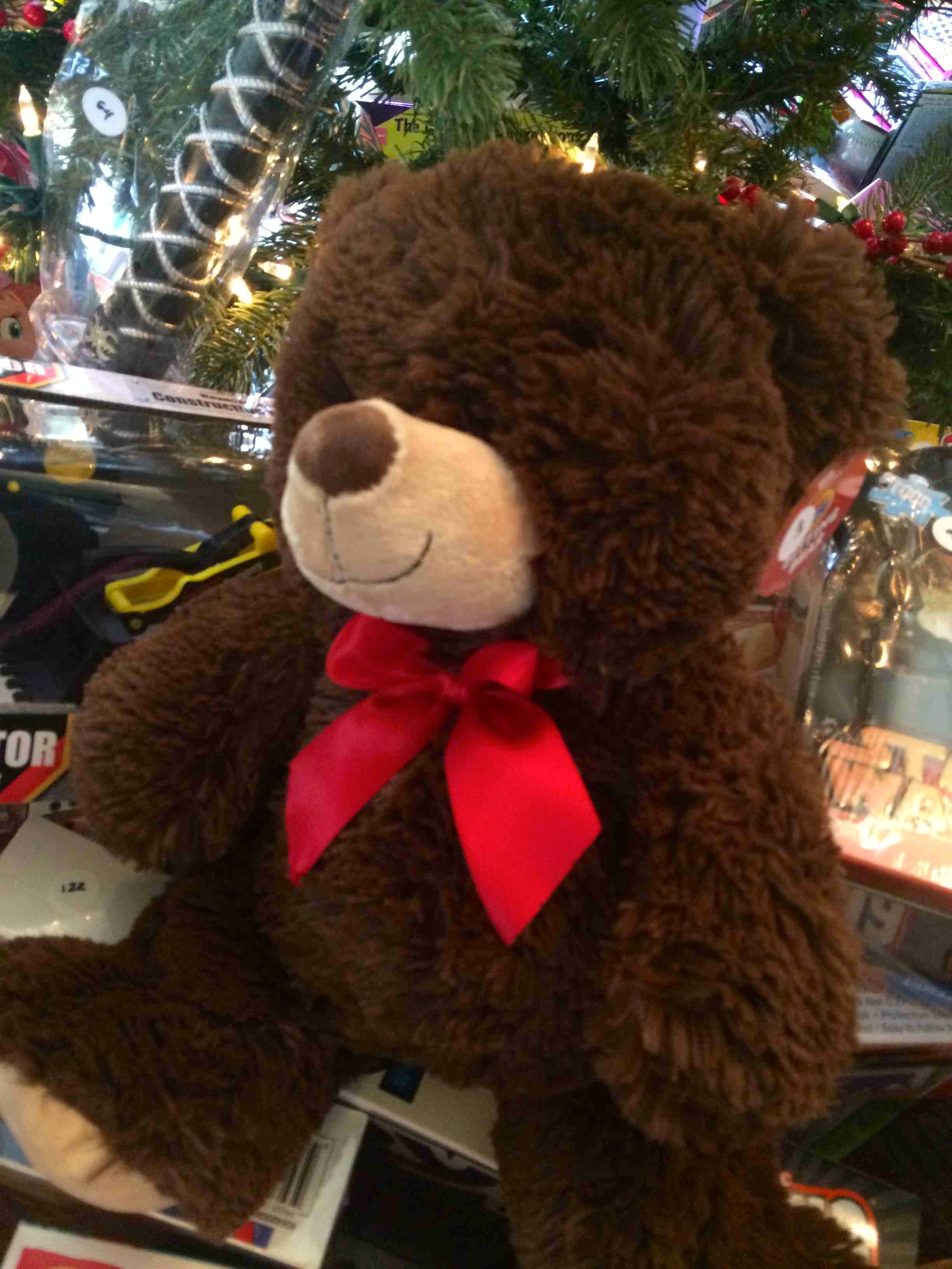 Toys For Tots Bear : A toys for tots thank you hatchett design remodel