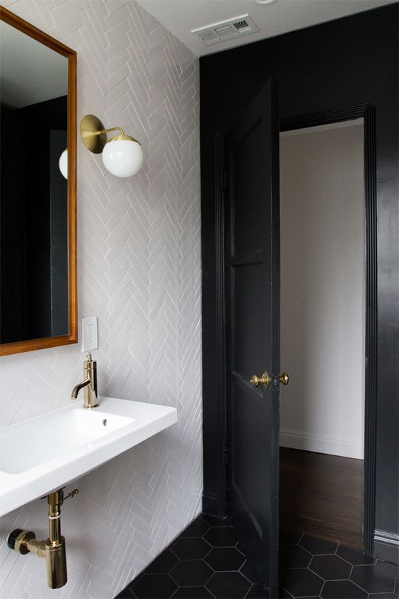 Top tile trends for your bathroom hatchett design remodel for Bathroom remodel virginia beach