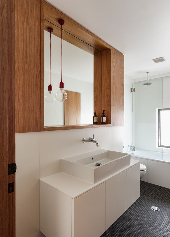 Bathroom Mirrors Reflect Your Style Hatchett Design Remodel