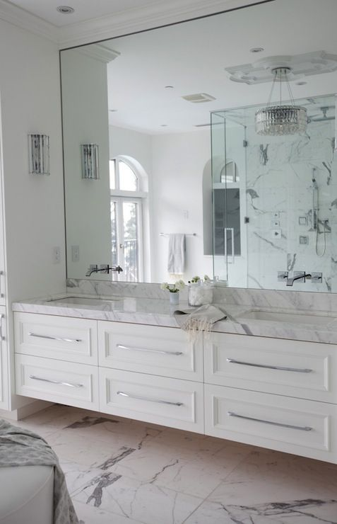 Bathroom/Mirror/Vanity/Wall/Frameless/Hatchett/Design/Remodel/