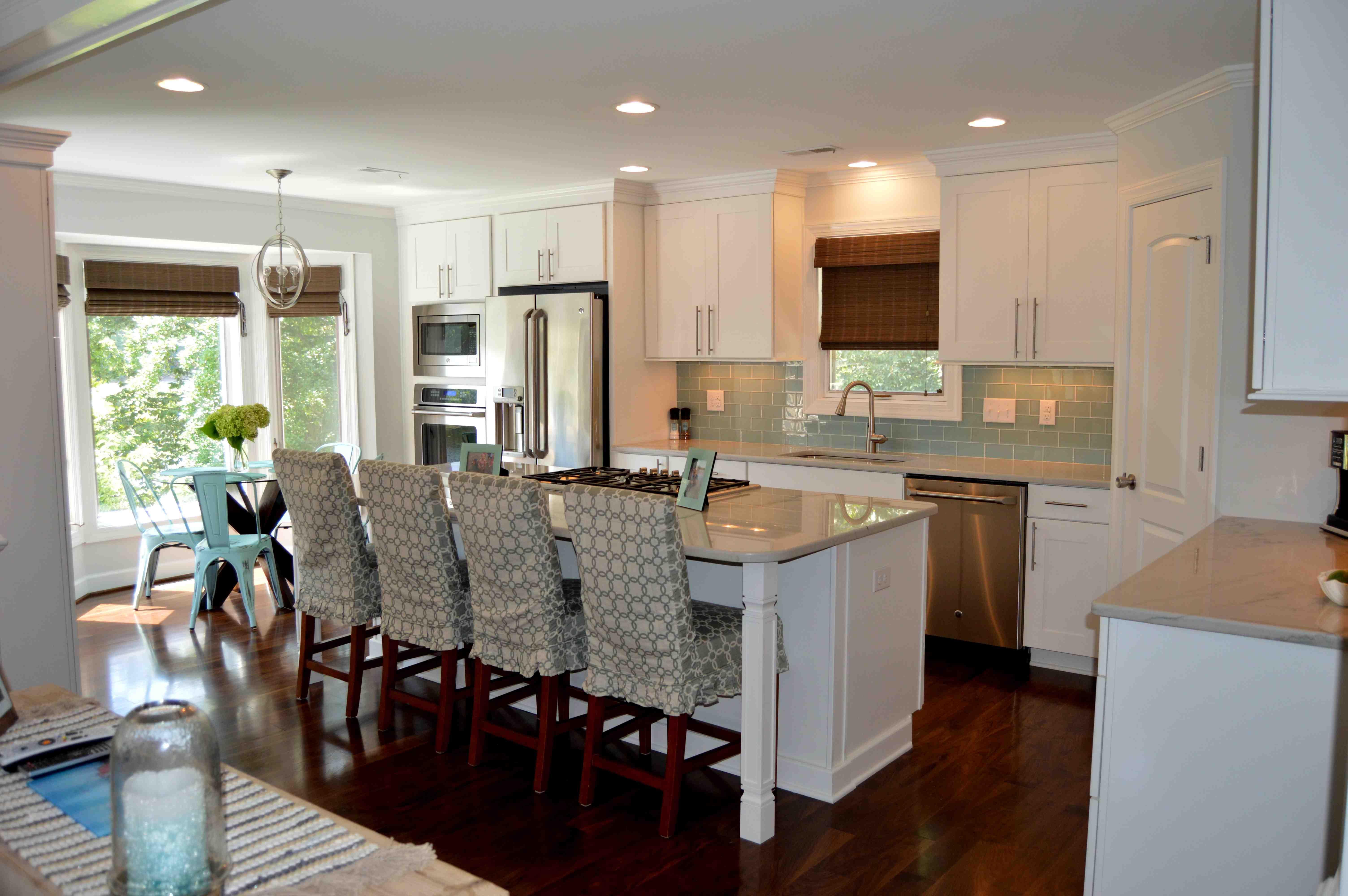 Kitchen Design Virginia Beach bourne kitchen remodel - hatchett design/remodel