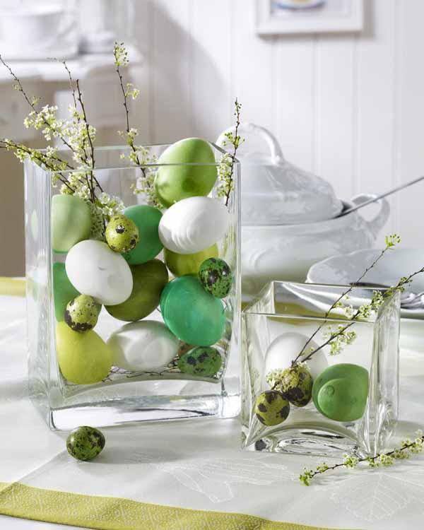 Easter Entertain Decor Egg Centerpiece Hatchett Design Remodel