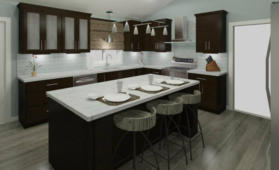 houzz kitchen trends hatchett design remodel. Black Bedroom Furniture Sets. Home Design Ideas