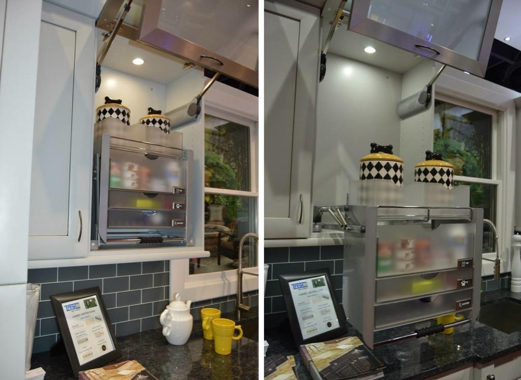 Kitchen Cabinet Storage Hatchett Design Remodel