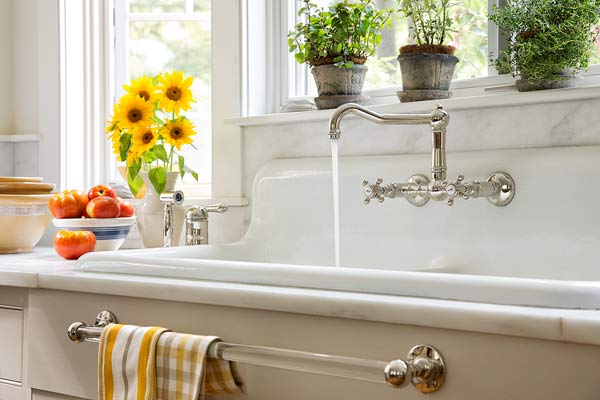 Kitchen Sinks: Pros & Cons of Different Materials - Hatchett Design ...