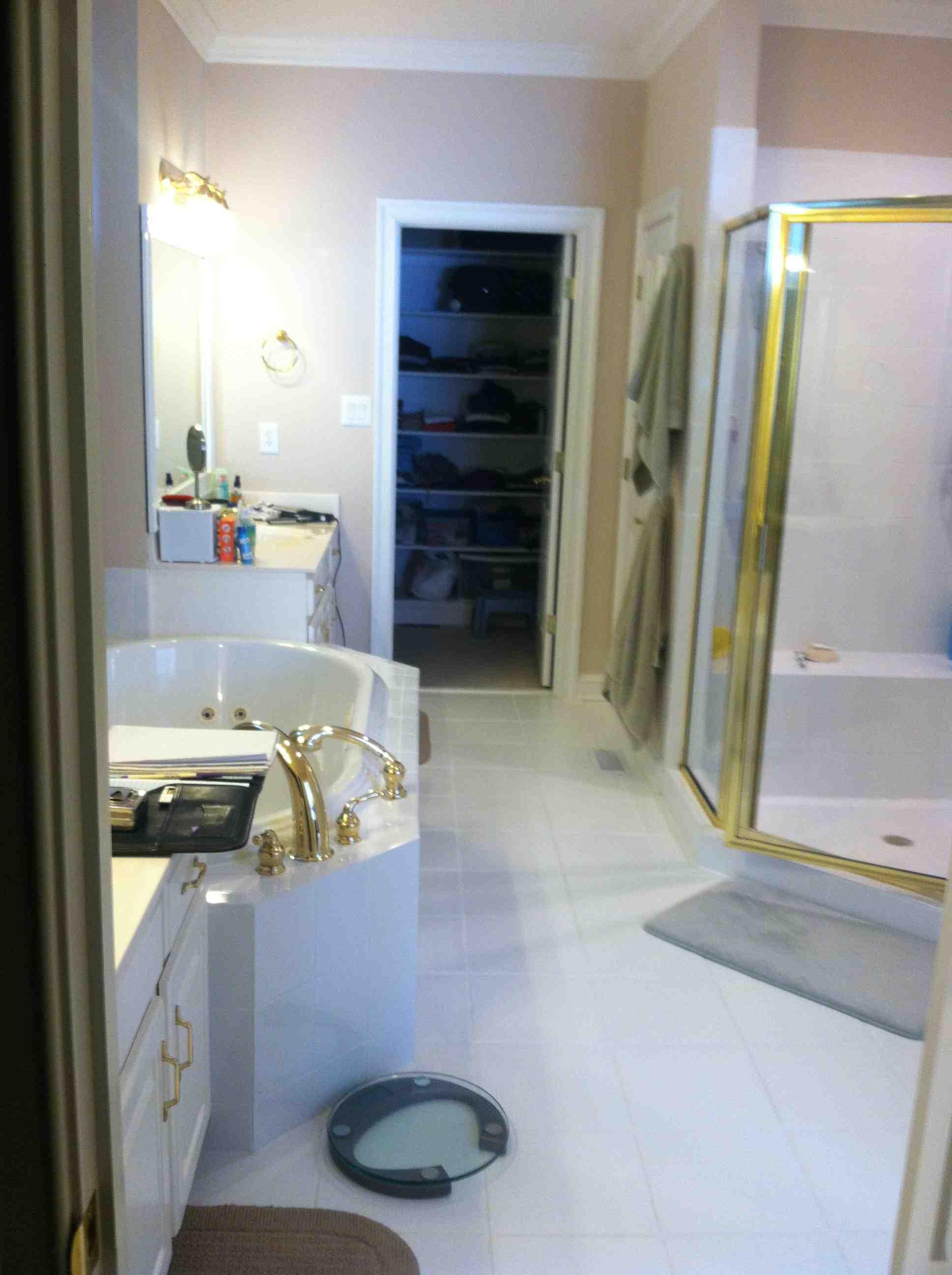 Bathroom Remodel For The Ngo Family Hatchett DesignRemodel - Hatchett bathroom remodel