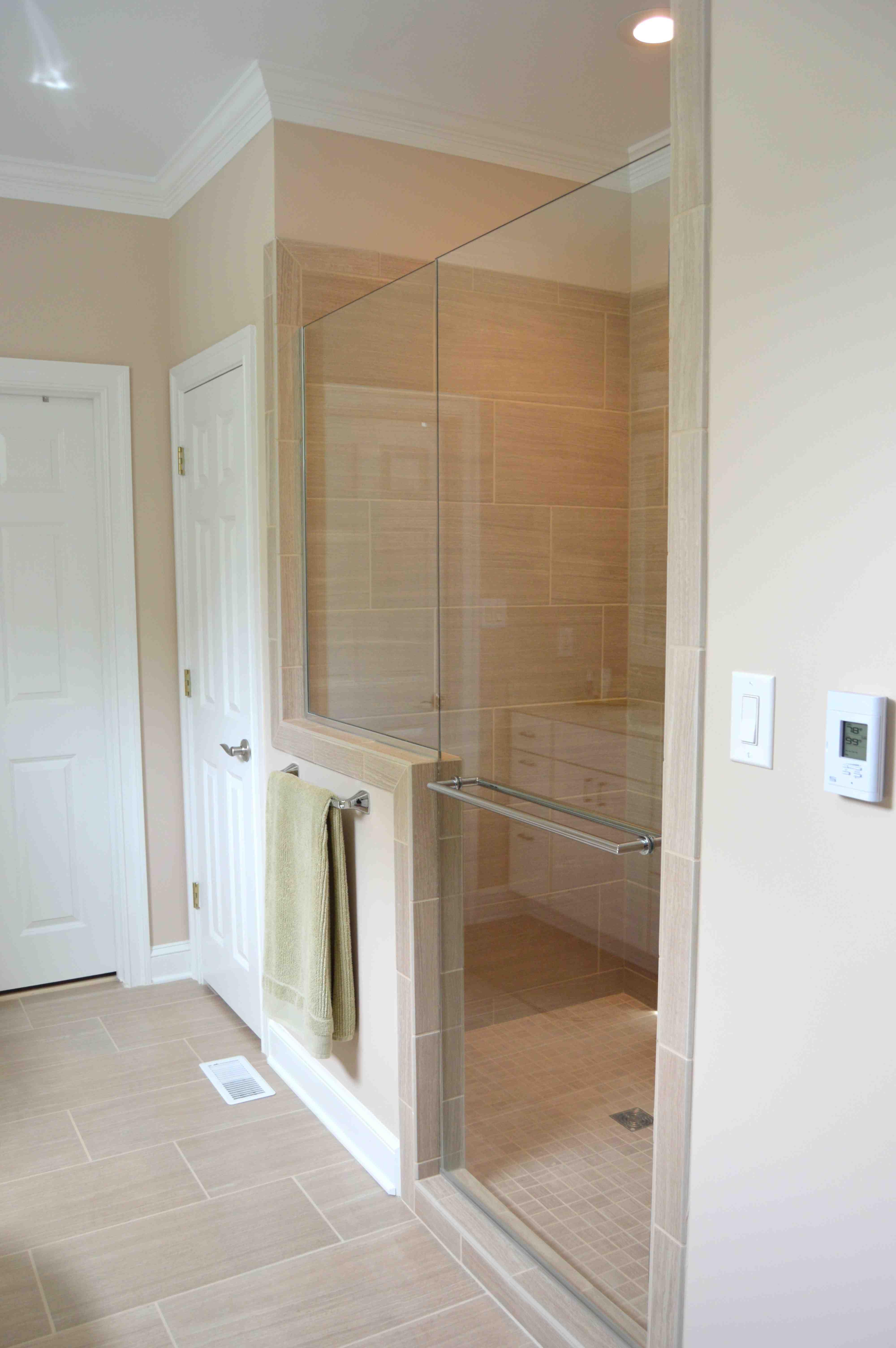 Bathroom Remodel for the Ngo Family - Hatchett Design/Remodel