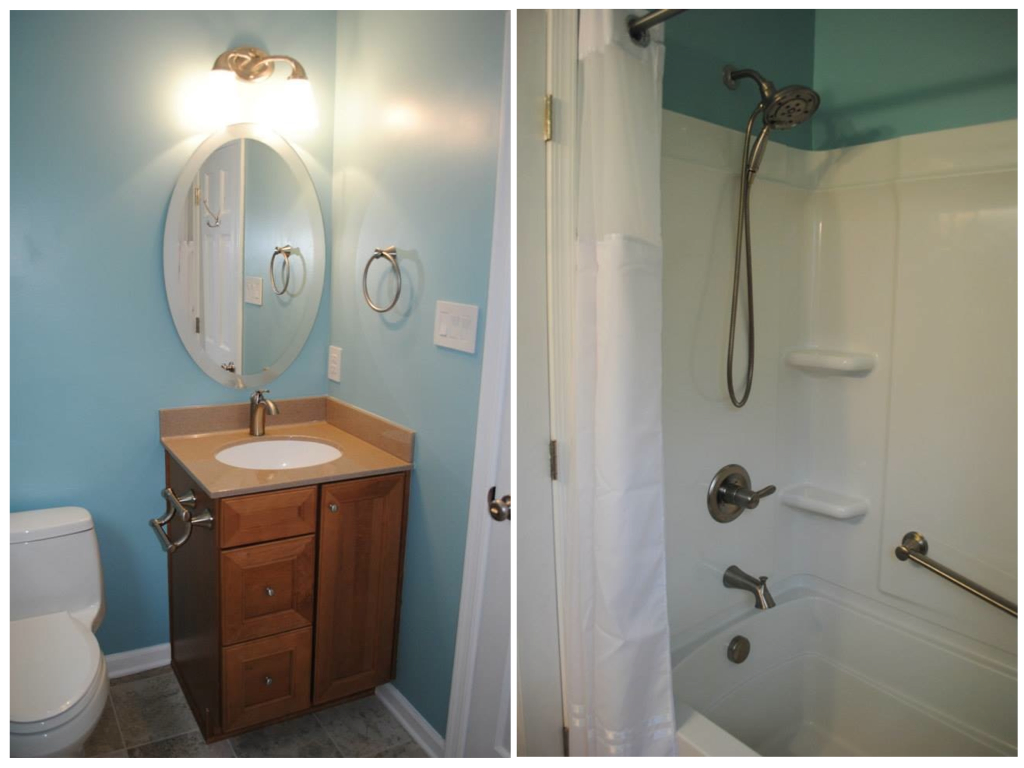 Bathroom Remodel For The Truitts Hatchett Design Remodel