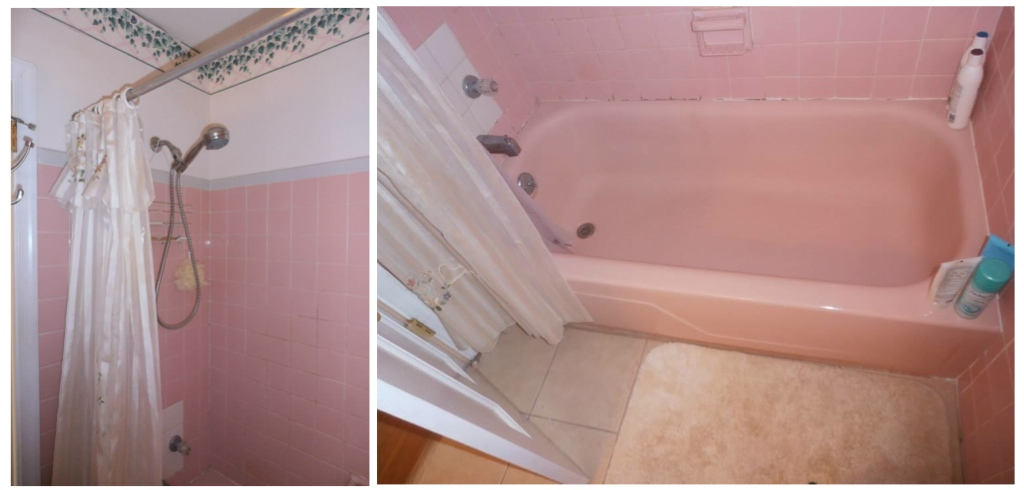 how to get rid of old bath sealant