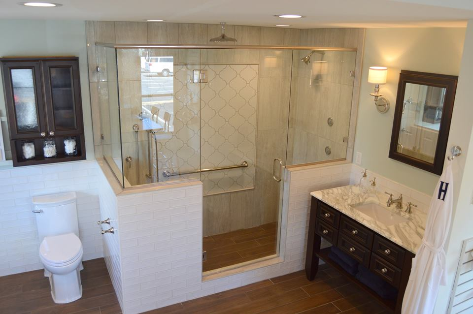 Bathroom Cabinets Virginia Beach a look inside our new virginia beach showroom - hatchett design