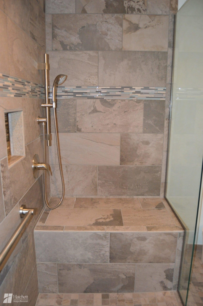 This universally designed bathroom is accessible and user-friendly regardless of age or physical capabilities.