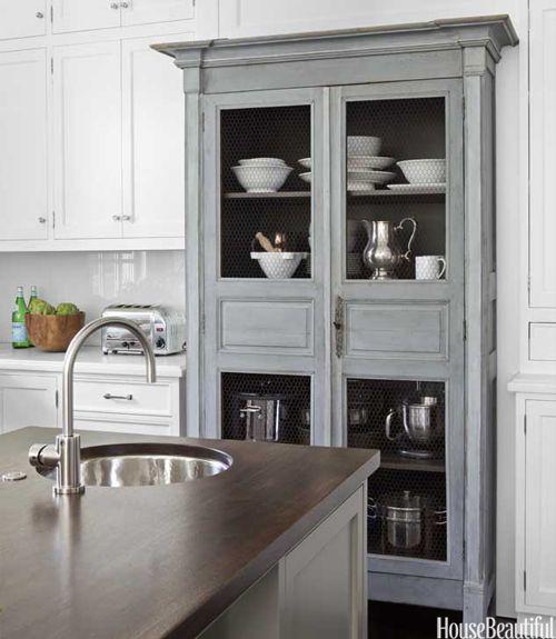 Clever Kitchen Ideas - Hatchett Design/Remodel