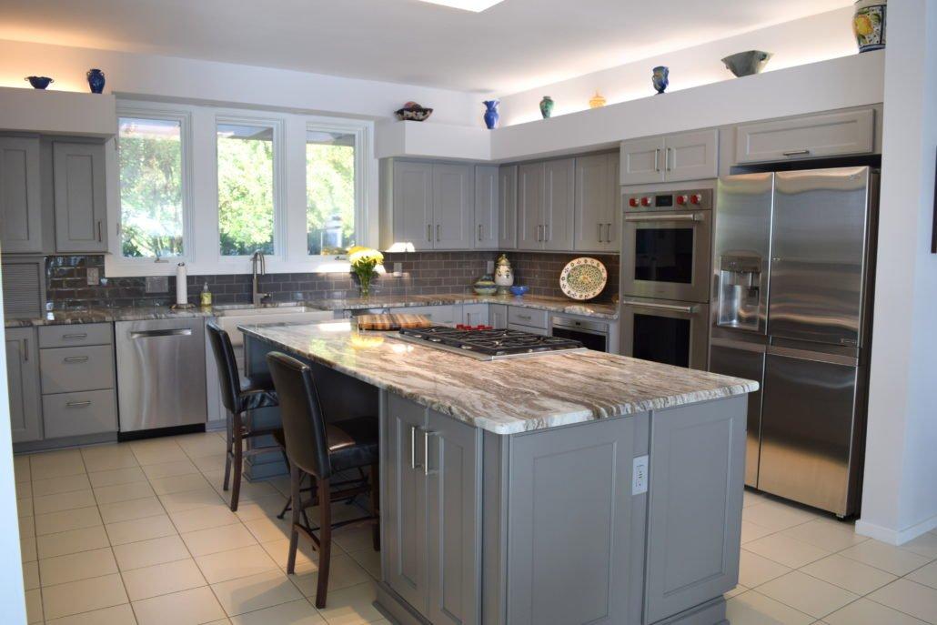 Kitchen Remodel Floor Plan