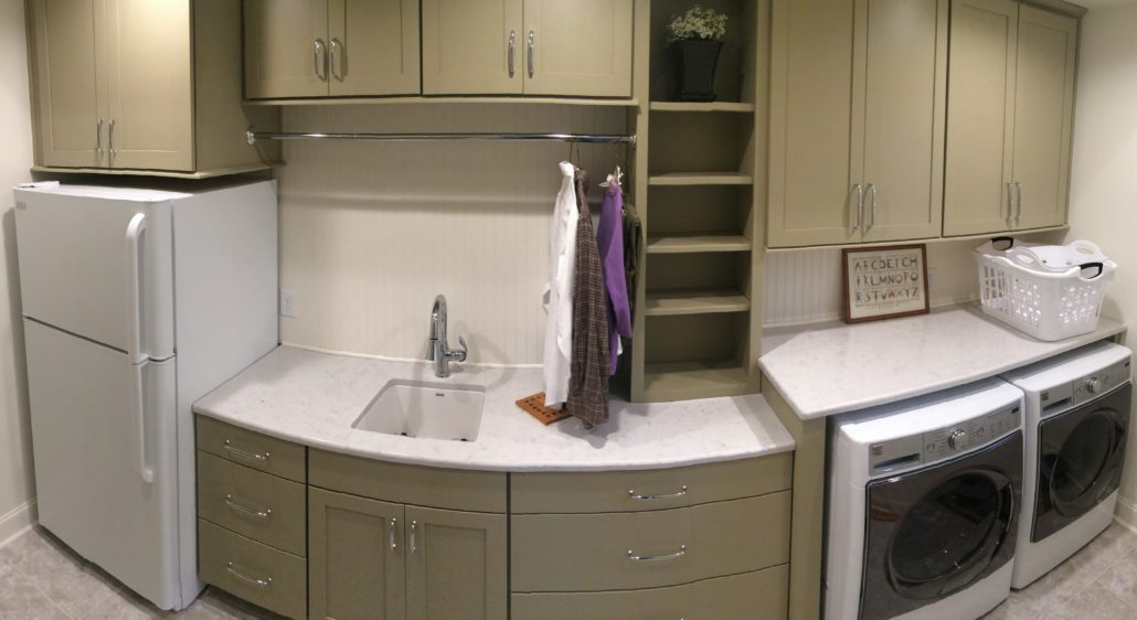 Laundry Room Remodel for the Walbergs Hatchett DesignRemodel