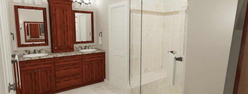 Robinette Bathroom Remodel Hatchett DesignRemodel - Hatchett bathroom remodel