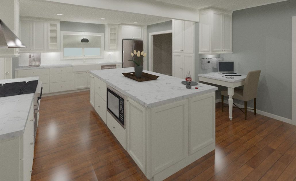 peninsula or island kitchen kitchen island or peninsula hatchett design remodel 4144