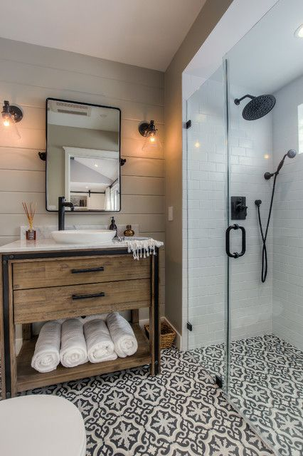 Black Bathroom Fixtures Decohoms Hatchett Design Remodel
