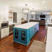 Muellner Remodeled Kitchen After Island