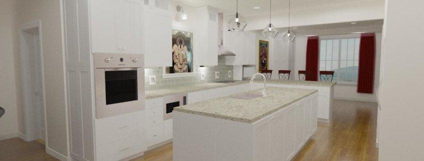 Patel's Kitchen Remodel Preview