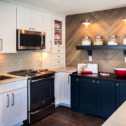Hatchett Design Showroom Kitchen