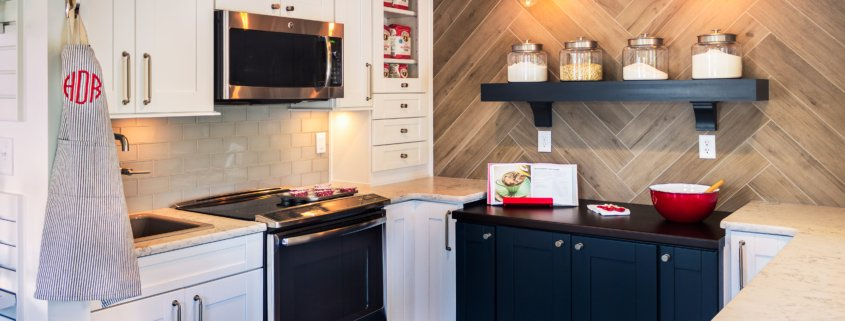 Hatchett Design Showroom Kitchen