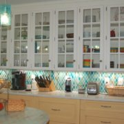 Remodeled Kitchen Cabinets by Hatchett Design Remodel