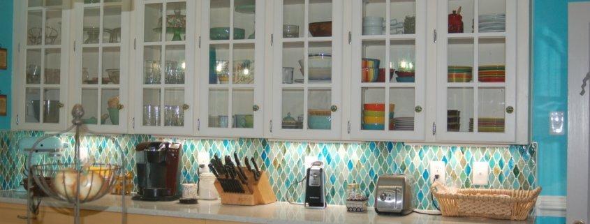 Remodeled Kitchen Cabinets by Hatchett Design Remodel