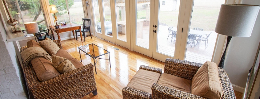 Hatchett Design Remodel Sunroom Addition