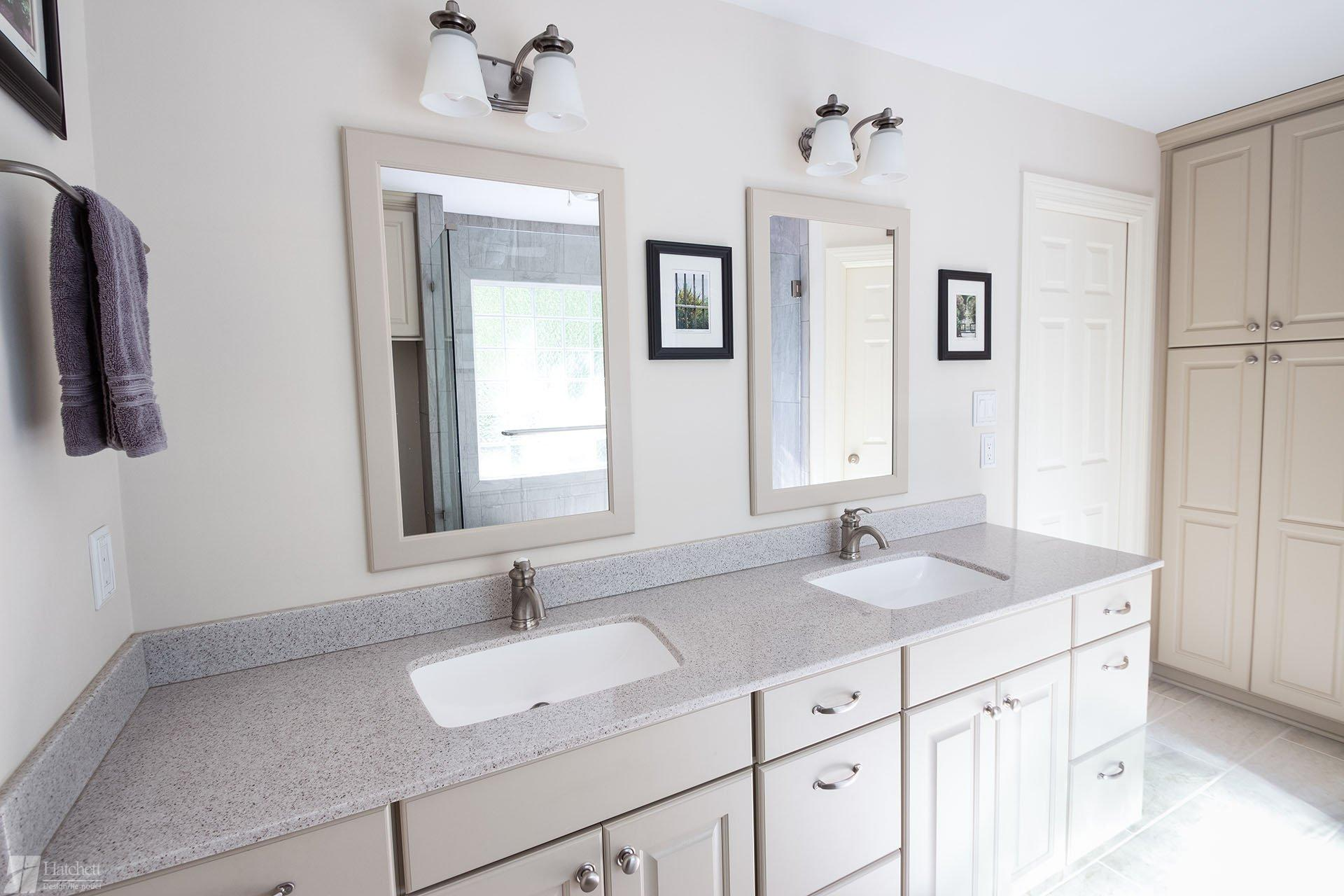 Zinskie Bathroom Remodel Hatchett Design Remodel