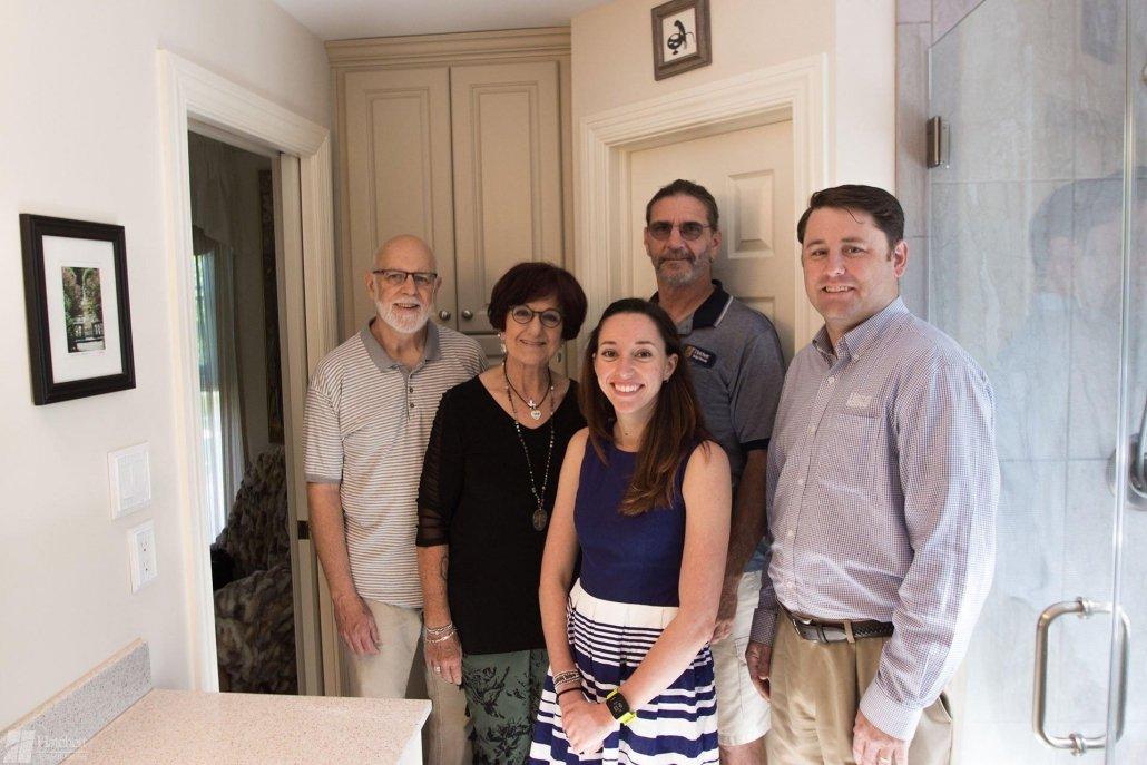 Zinskie Bathroom Remodel Hatchett Design Team