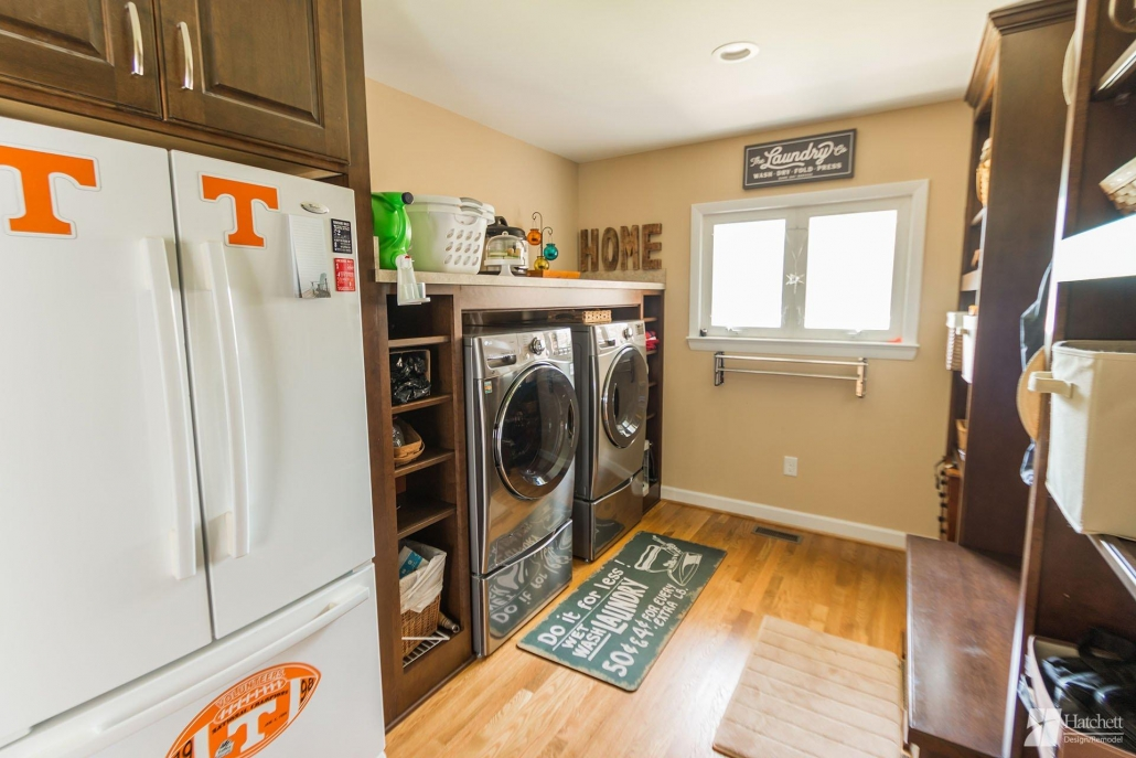 Gamache Laundry Room