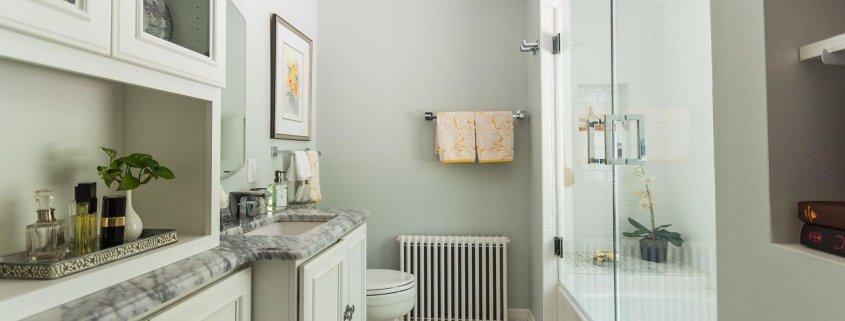 Brooks Master Bath and Hall Bath Remodel
