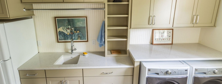 Walberg Laundry Room Remodel