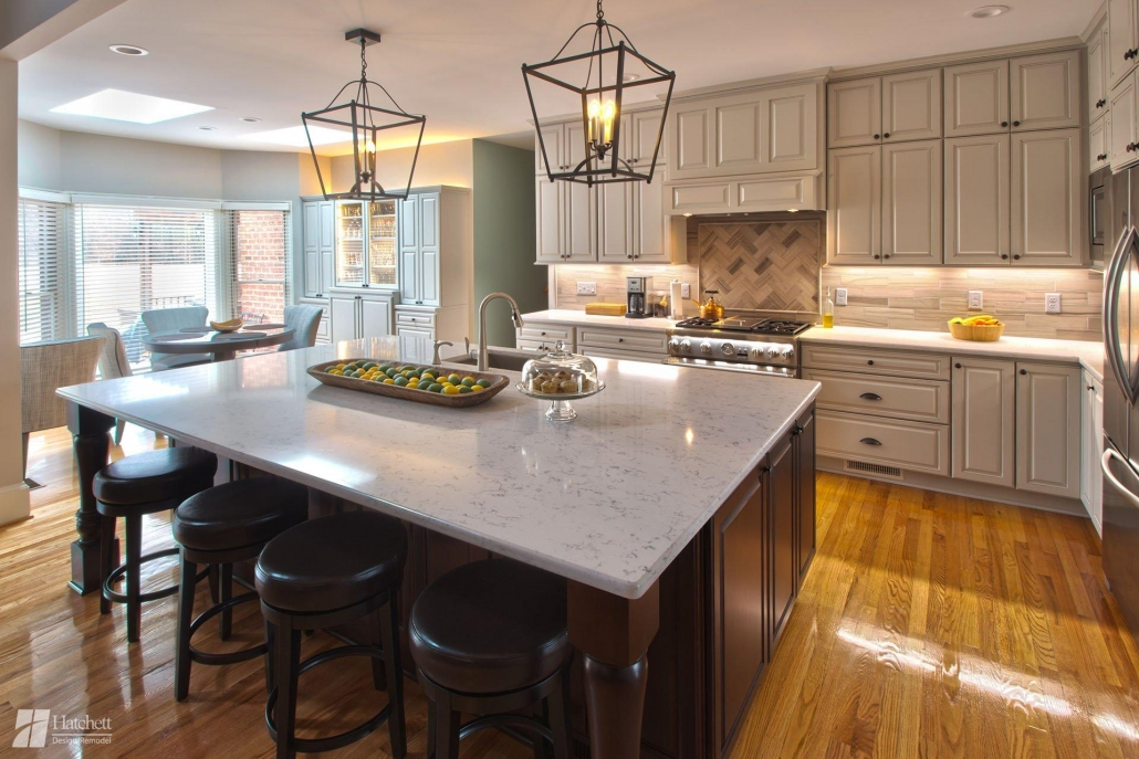 Kitchen Remodel, Kitchen Island