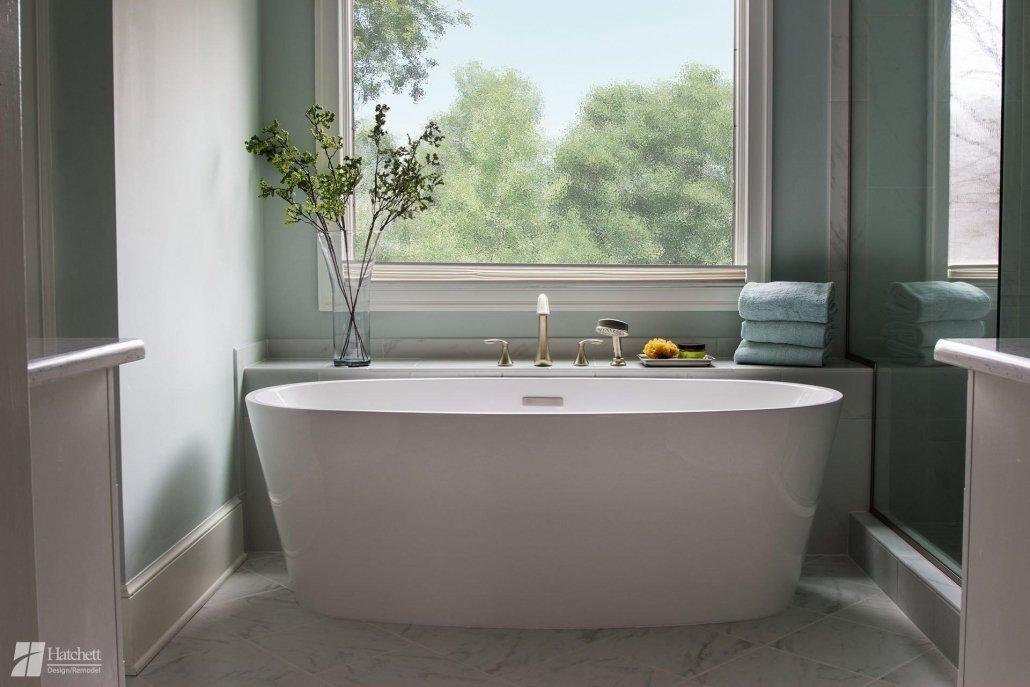 Bathroom Remodel Freestanding Tub