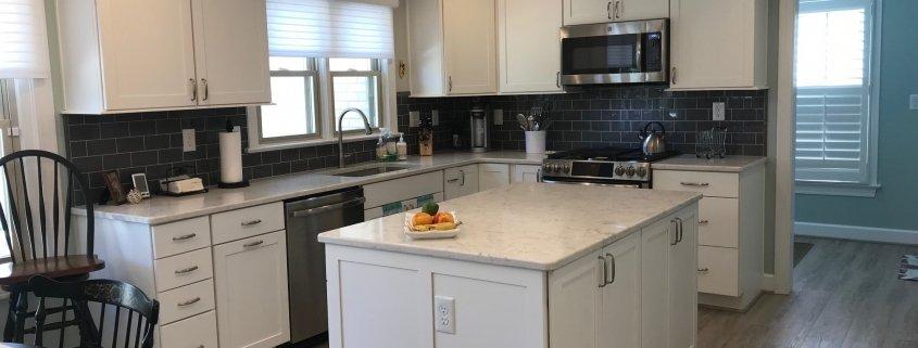 Harrison Kitchen Remodel Island