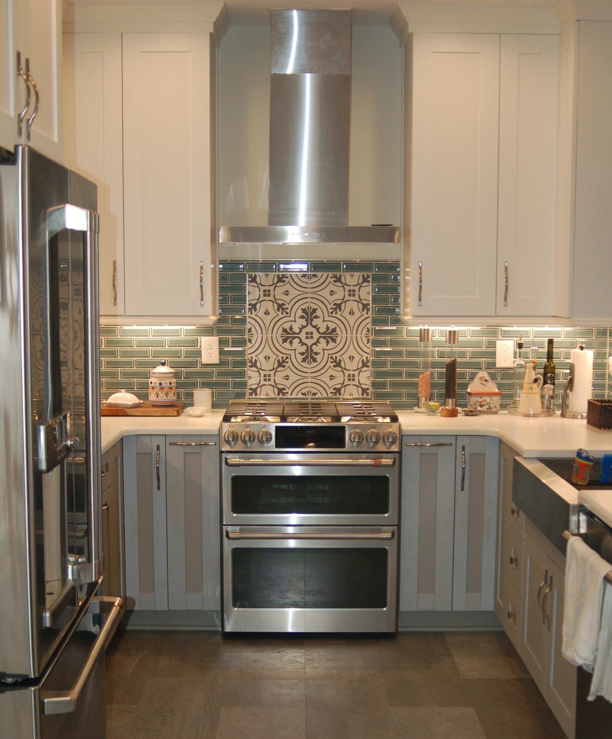 - Spangler Kitchen Remodel - Hatchett Design/Remodel