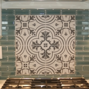 Mediterranean Backsplash