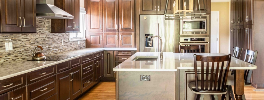 Kitchen Remodel Induction Cooktop